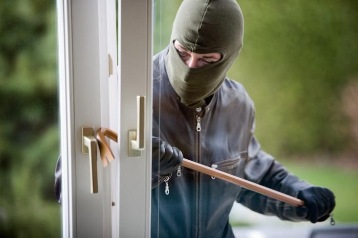 Burglary Damage